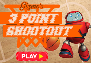 Gizmo's 3 Point Shootout