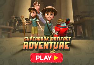 Superbook Artifact Adventure