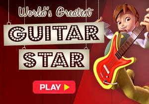 World's Greatest Guitar Star