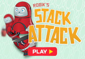 Robiks Stack Attack